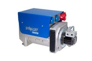 Hydraulisch betriebener Generator